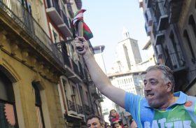 Agur Asiron, adiós a la alcaldía de Pamplona