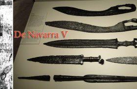De Navarra V- Simbología romana.