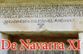De Navarra XI- Los Moros
