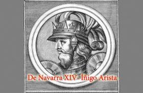 De Navarra XIV- Íñigo Arista
