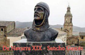 De Navarra XIX- Sancho (parte 1ª)