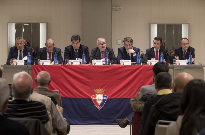 Confusión y errores en los Estatutos del Club Atlético Osasuna – XI