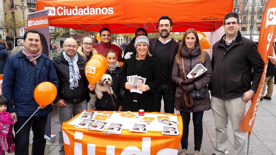 El programa de Ciudadanos para Navarra