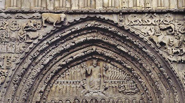 Cuando las piedras hablan… A propósito de un estudio sobre la portada de Santa María la Real de Sangüesa.