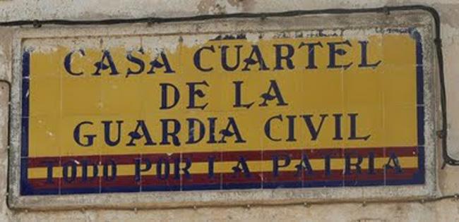 Barkos desea echar a la Guardia Civil de Navarra