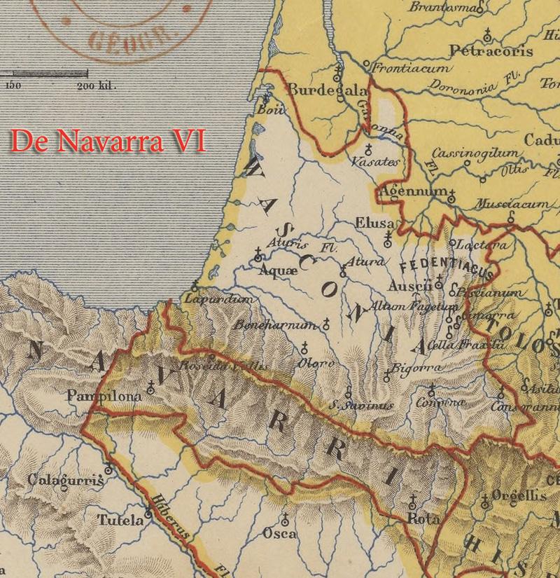 De Navarra VI- Los Visigodos