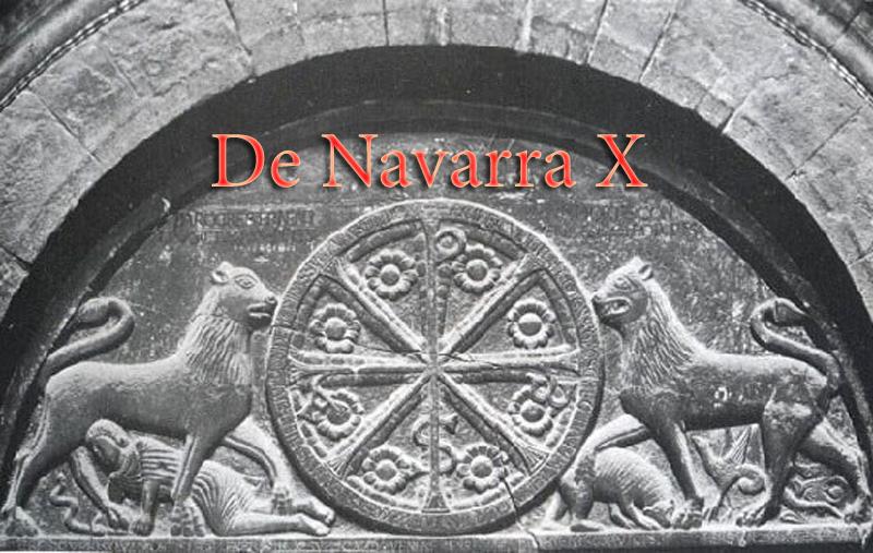 De Navarra X-Simbología y arte visigodo