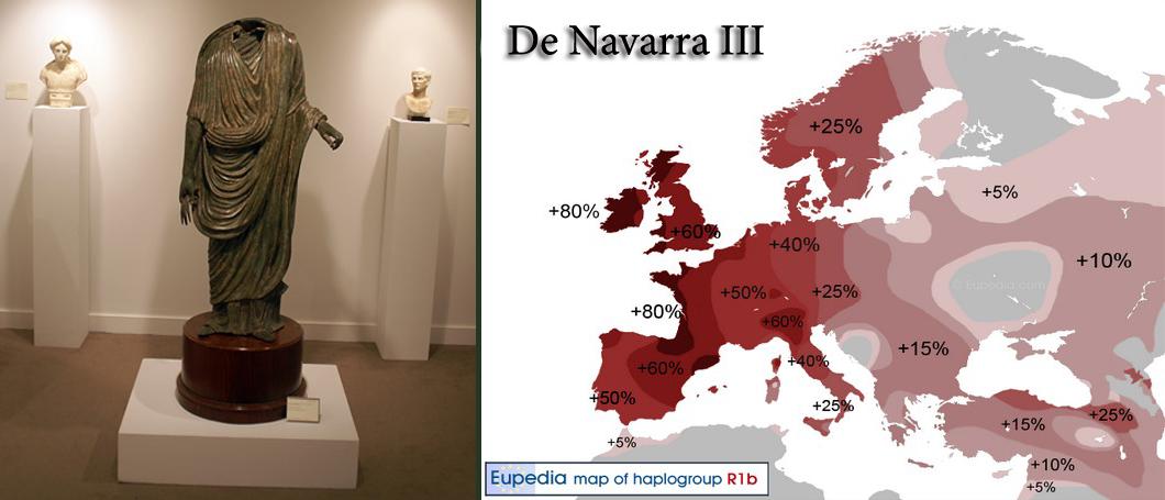 De Navarra III- Pompaelo y Veleia