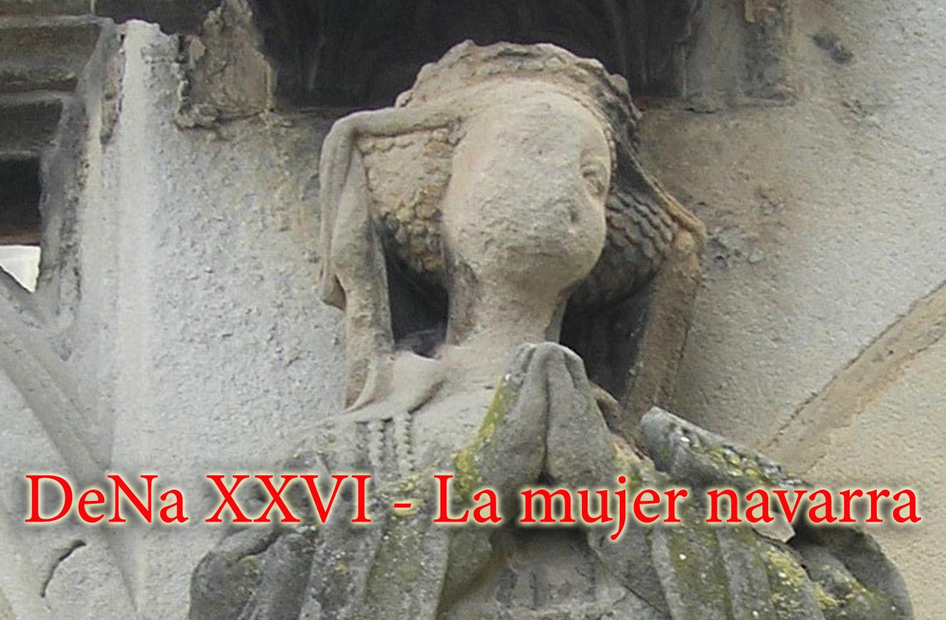 De Navarra XXVI – La mujer navarra