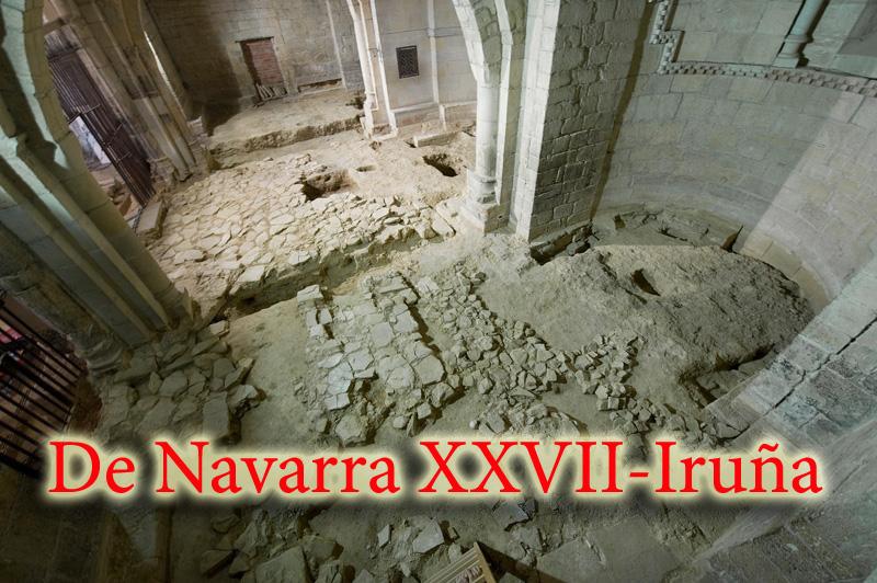 De Navarra XXVII – Iruña