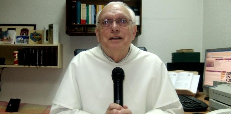 Padre José Luis Gago, fundador de COPE.